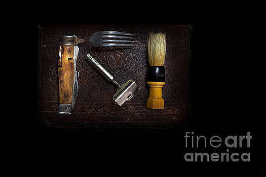WWII Shaving Kit by DS Dodd