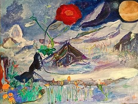 WWWhale by Debi K Baughman