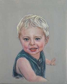 Wyatt by Mitzisan Art LLC