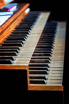 Wye Mills Church Organ by Brian Wallace