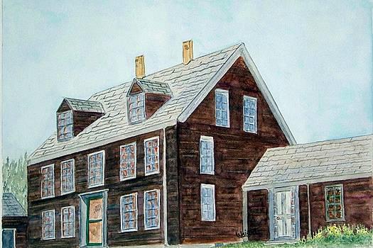 Wyeth Summer Studio by Larry Wright