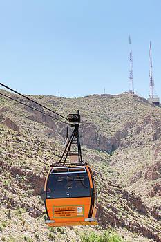 Wyler Aerial Tramway by SR Green