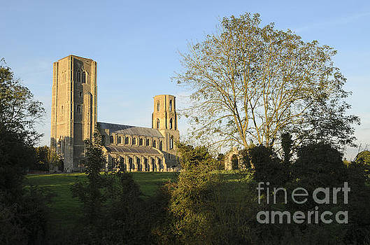 Wymondham Abbey by Michael  Winters