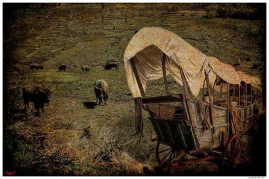 Wyoming Range Wagon by Rogermike Wilson