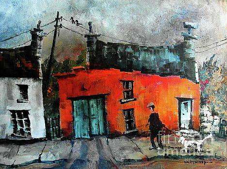 Val Byrne - 234 Walkies in Eyeries, Cork