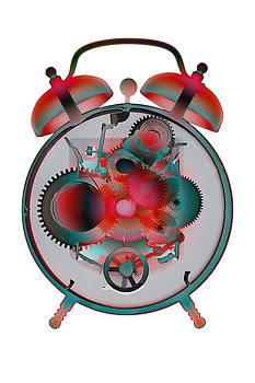 Roy Livingston - X-ray Alarm Clock No.1