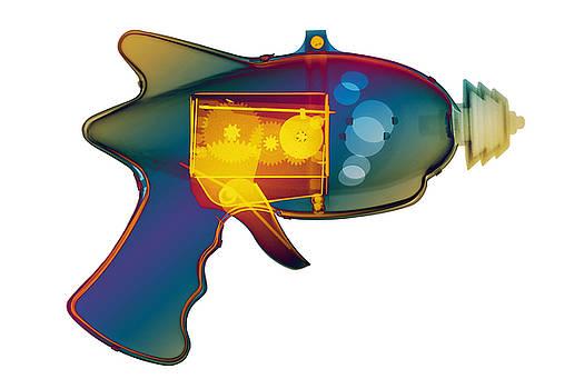 X-ray Ray Gun #2 by Roy Livingston