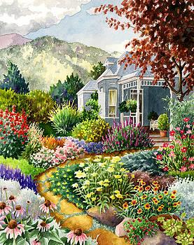Anne Gifford - Xeriscape Garden