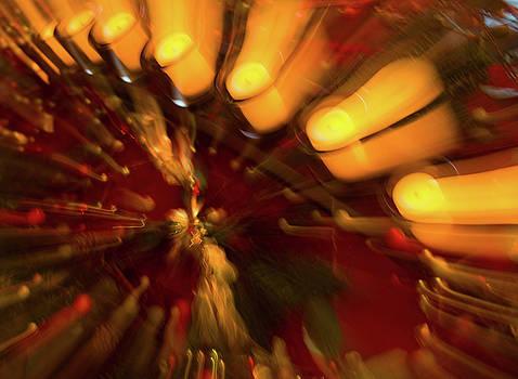 Xmas Burst 1 by Rebecca Cozart
