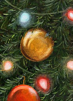 Xmas Tree Decor by Michael Abcede