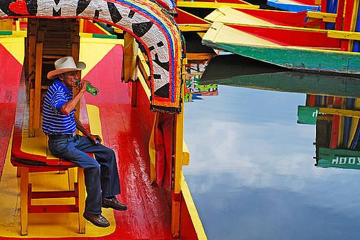 Skip Hunt - Xochimilco