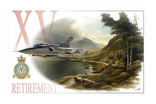 XV Retirement by Peter Van Stigt