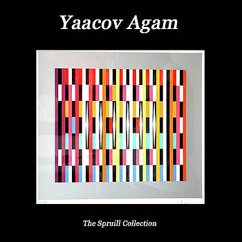 Yaacov Agam by Everett Spruill