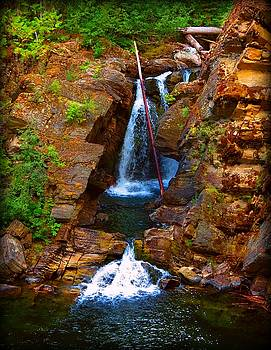 Leah Grunzke - Yaak Falls