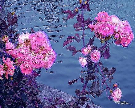 Yacht Club Roses #007 by Barbara Tristan