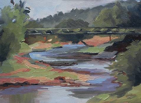 Yahoola Creek Park in Georgia by Jean Scanlin Wright