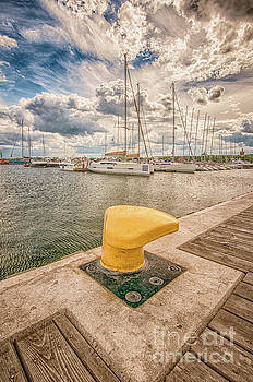 Mariusz Talarek - Yaht bay, Molo Pier, Sopot