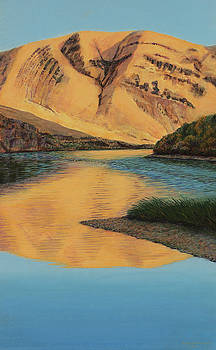Yakima Canyon by Laurie Stewart