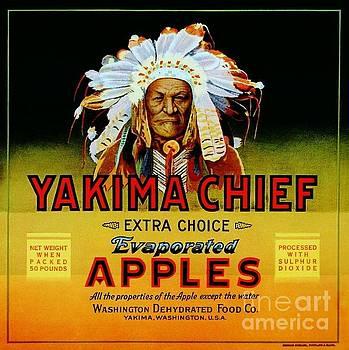 Peter Gumaer Ogden - Yakima Chief Apples