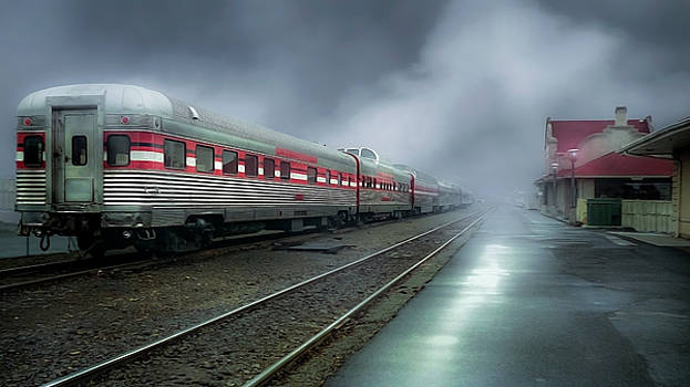 Yakima Station by Ron Day