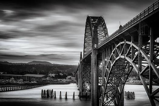 Yaquina Bay Bridge by Andrew Soundarajan