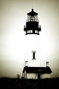 Christine Till - Yaquina Head Light - Haunted Oregon Lighthouse