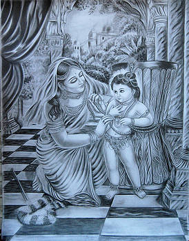 Yashoda kishan ji by Shweta
