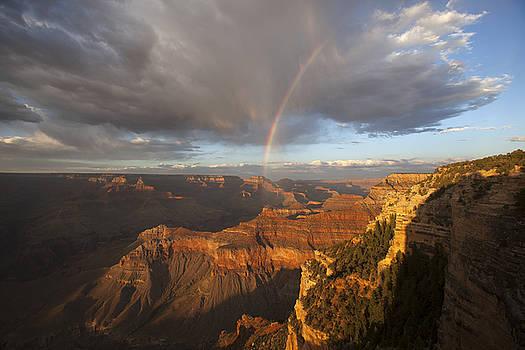 Yavapai Point Rainbow I by Mike Buchheit