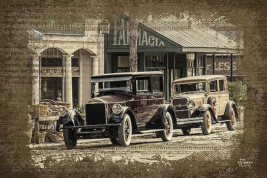 Ybor City Prop Cars by Jim Ziemer