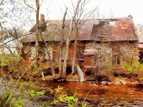 Ye Olde Sawmill by Mario Carini