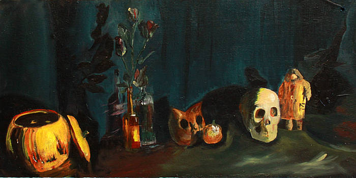 Jane Autry - Yeah its Halloween