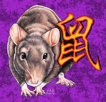 Year of the Rat by Sheryl Unwin
