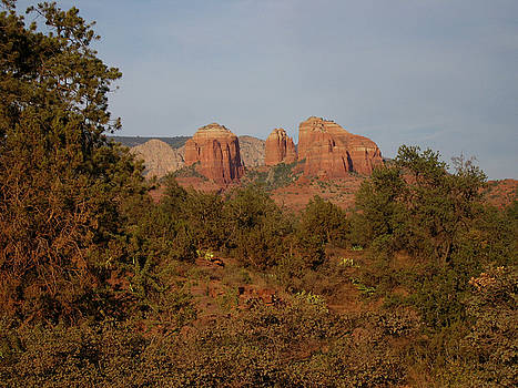 Yearning Sedona by Brendon Bradley
