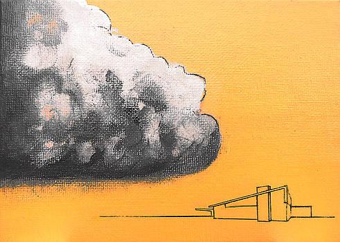 Stan  Magnan - Yellow Alex Dark Cloud