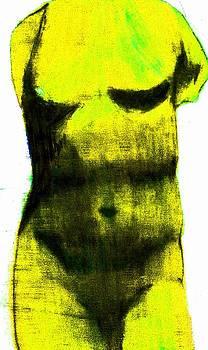 Yellow Aphrodite by Jennifer Ott