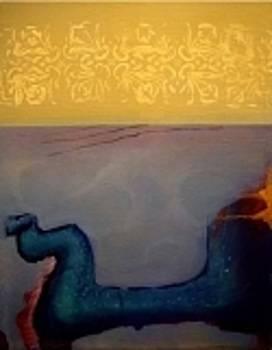 Yellow Bar 2007 by Eugene Schroeder
