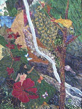 Yellow Bird by Maureen Wartski