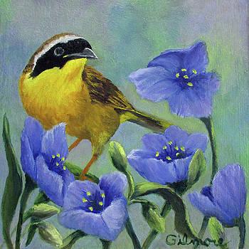 Yellow Bird by Roseann Gilmore