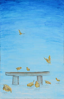Nik Helbig - Yellow Birds in the Blue1