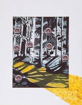 Yellow Brick Road by Stella Sherman