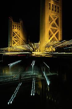 Rick Strobaugh - Yellow Bridge over the River