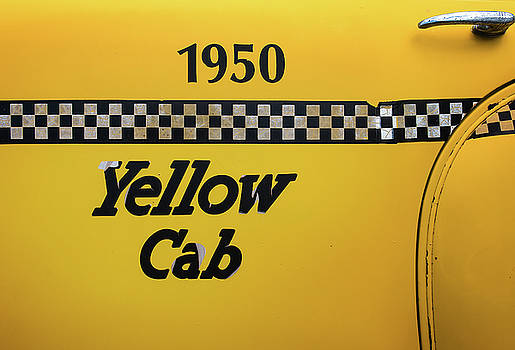 Yellow Cab by Bud Simpson
