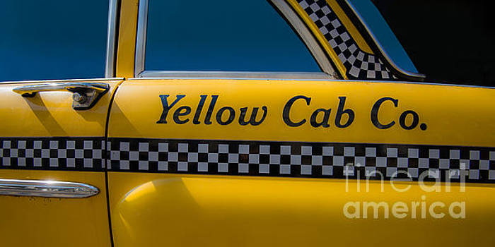 Yellow Cab Co. by Hannes Cmarits