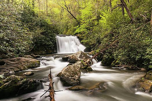 Yellow Creek Falls silky water by Kelly Kennon