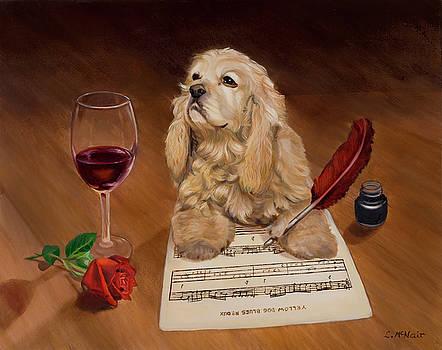 Yellow Dog Blues Redux by Loretta McNair