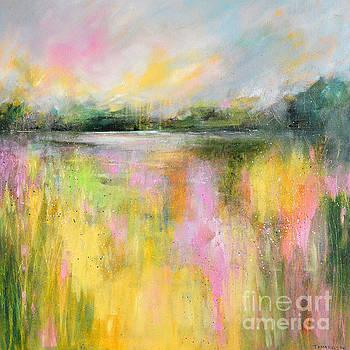 Yellow Field by Tracy-Ann Marrison