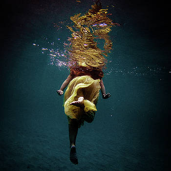Yellow  by Gemma Silvestre