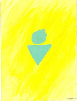 Yellow  by Hakim Midan
