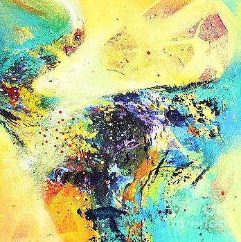 Yellow Harmy by Sanjay Punekar