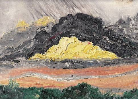 Suzanne  Marie Leclair - Yellow Hill